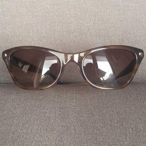 DIOR HATUTAA Cat Eye Sunglasses E2FHA 53-20-140
